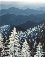Open Class - Smokey Mountains in Winter