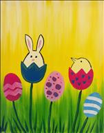 Kid's Class: Yellow Easter Fun