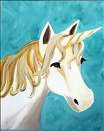 KIDS CLASS - Golden Unicorn
