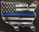 US Thin Blue Line