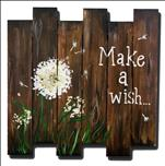 NEW! Make a Wish Pallet Art