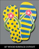 COFFEE & CANVAS: Flippy Floppies Cutout: $10 OFF