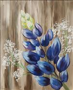 **NEW!** Rustic Bluebonnet
