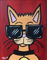 ONE COOL CAT (all ages/no alcohol)