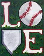 I LOVE BASEBALL - GO REDS! (Ages 13+)