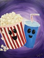 KID'S CAMP-SODA & POPCORN DAY