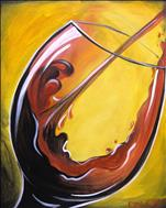 PAINT IN THE PARK! Dunwoody Wine Stroll - Red