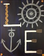 SATURDAY HAPPY HOUR! Nautical Love!