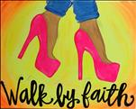 Vibrant Walk by Faith