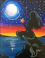 Moonlit Mermaid  **Evening Class**