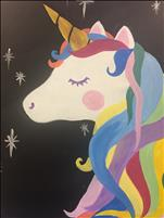 Sparkle Unicorn Ages 7+ Kids Class