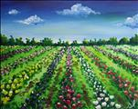 Tulip Time *PUBLIC* NEW ART! ages 18+