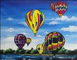 Orlando Balloon Festival! 3hr Painting only $37