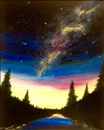 Milky Way Sunset (Ages 18+)