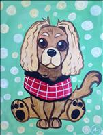 Kids Paint Your Pet: Ages 6+ *Public Class*