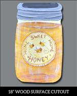HOME SWEET HOME HONEY CUTOUT (13-ADULT)