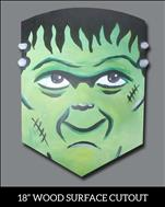 Frankie!- Wood Cut Out- Ages 12+ Limited Seating!
