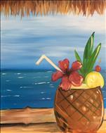 Have a Pina Colada at the Beach!