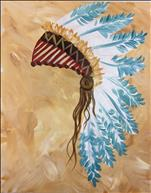 Indian Headdress- Family Friendly 8+-$25.00