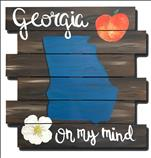 Georgia on My Mind Pallet