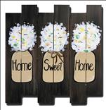 Home Sweet Home Rustic Wood Pallet