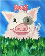 Melinda the Pig (Ages 6 & Up)