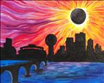 Knoxville Skyline Eclipse-PWAP
