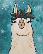Family Friendly(5+): Alpaca in Winter