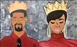 *BFF/DATE NIGHT!* Queen & King Me - Sip and Paint
