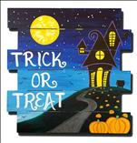 *NEW!* Trick or Treat (Wood Pallet! Personalize!)