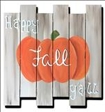 New! Happy Fall Y'all Pallet