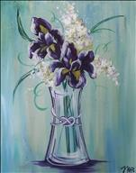 NEW! Tennessee Irises (Ages 16+)