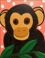 KIDS CAMP! Polka-dot Animals - Melvin The Monkey