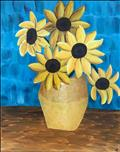 Van Gogh Sunflowers New