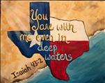 Texas and My Favorite Verse