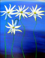School Holiday/Kids Paint - Lazy Daisy