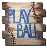Play Ball Pallet / Put your number / Colors