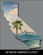 2X PAINT POINTS! Coastal Series: Cali Cutout (21+)
