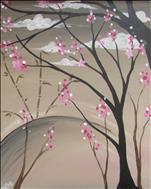 *Coffee and Canvas* Bamboo and Blossoms