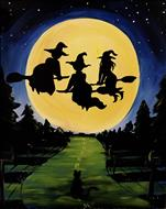 Witches in Town* Witches night