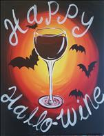Happy Hallo-Wine***Adults Only