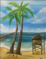 Manic Monday 3 hr Painting only $35