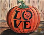 LOVE Pumpkin *Pizza Party*