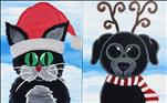 $25 DEAL! Christmas Kitty or Pup - ALL AGES!