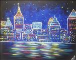 **LOCAL FAVE!** Neon Atlanta Skyline