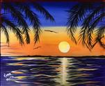 JUST ADDED! -  Gulf Shores Sunset (NEW ART)