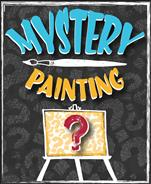 Mystery Painting! We Surprise You!