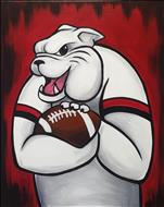 UGA vs. BAMA TAILGATE & PAINTING PARTY!