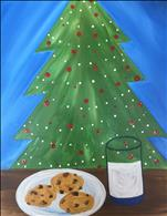 Kids Paint - Cookies for Santa