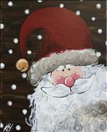 Rustic Santa (LIGHTED OPTION)